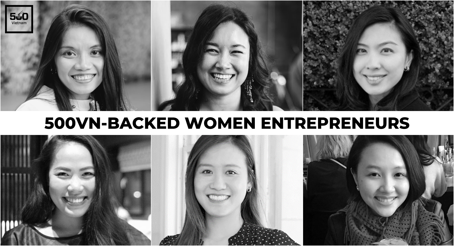 500 Startups Vietnam-backed women entrepreneurs