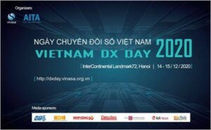Vietnam Digital Transformation Day 2020, 12/14-15.